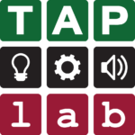 TAP lab Colour Logo
