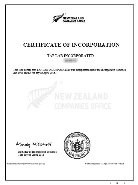 TAPlab_certificate